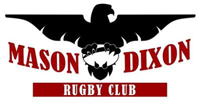 Mason Dixon Rugby Club Logo